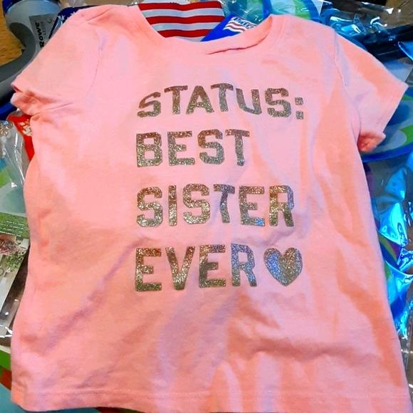 5/$20 best sister tee 3t